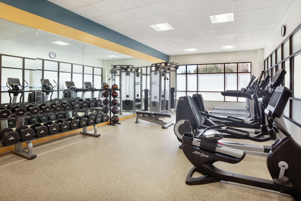 Fitness Facility, Embassy Suites by Hilton Denver International Airport