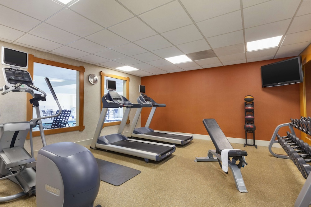 Fitness Facility, Homewood Suites by Hilton San Francisco Airport North