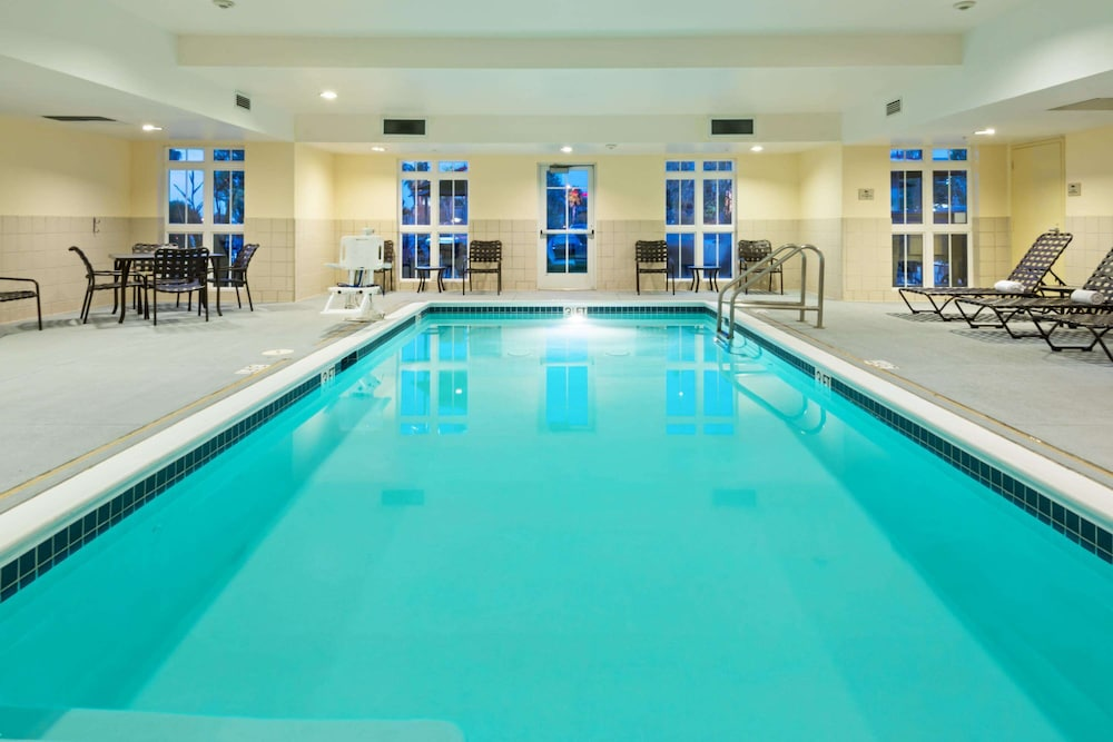 Pool, Homewood Suites by Hilton San Francisco Airport North
