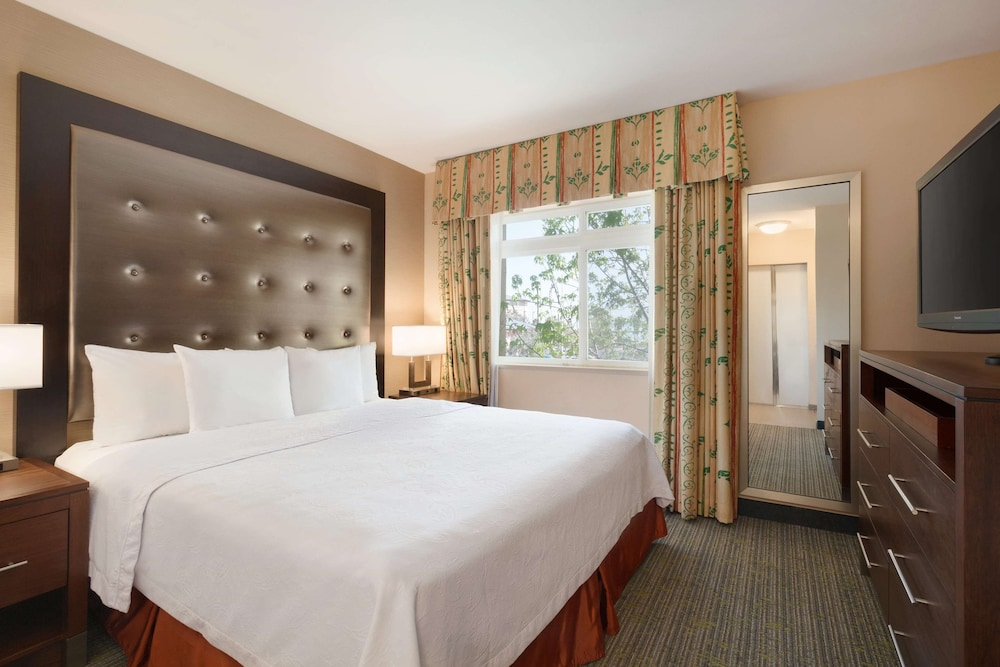 Room, Homewood Suites by Hilton San Francisco Airport North