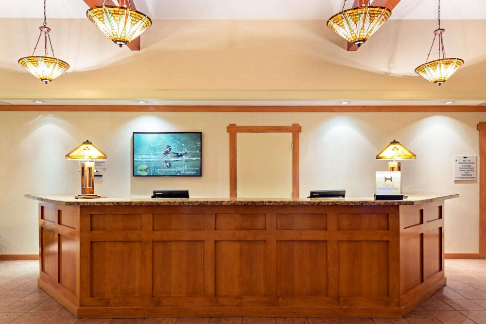 Reception, Homewood Suites by Hilton San Francisco Airport North