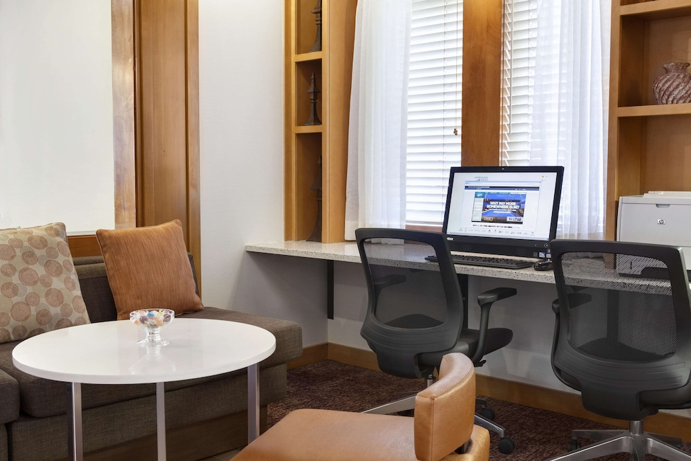 Business Center, Homewood Suites by Hilton San Francisco Airport North