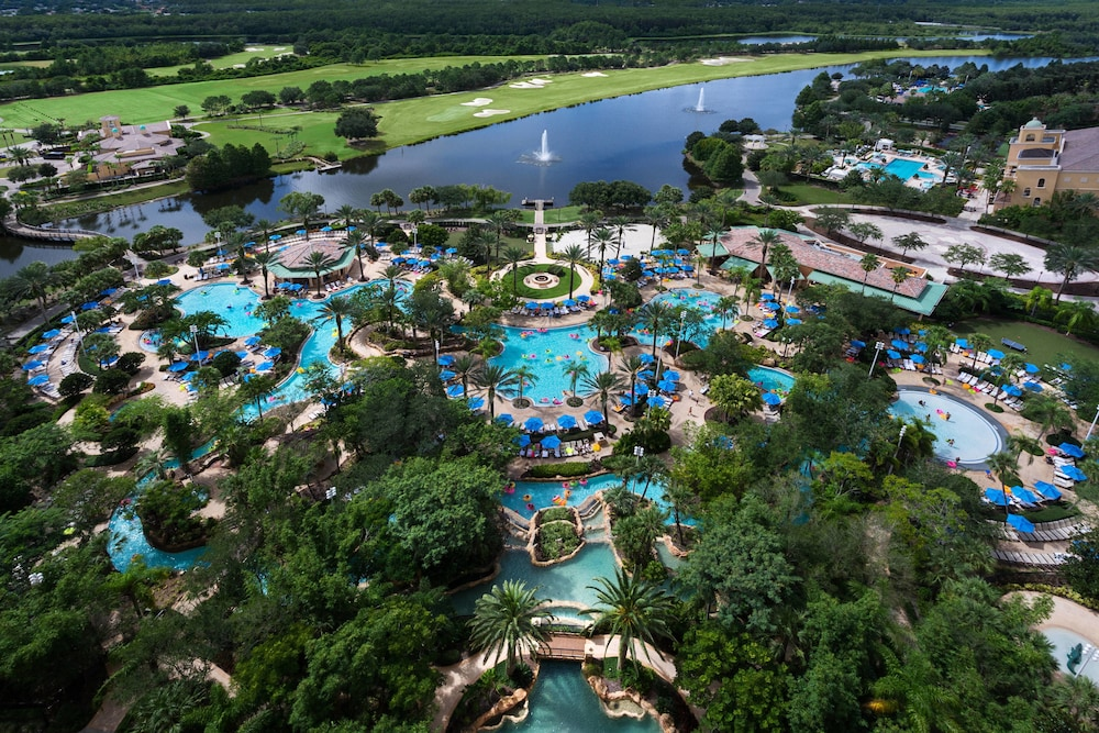 View from Room, JW Marriott Orlando Grande Lakes