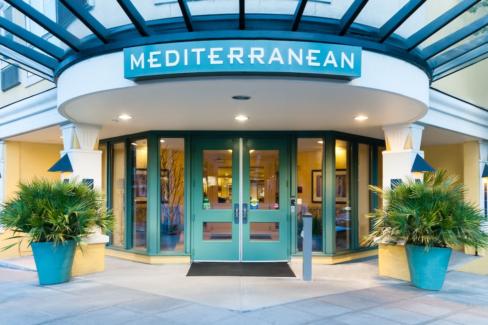 Front of Property, Mediterranean Inn