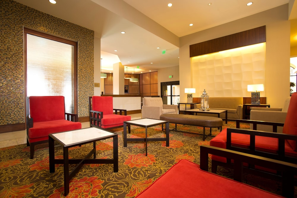 Lobby Sitting Area, Ramada Plaza Resort & Suites by Wyndham Orlando Intl Drive