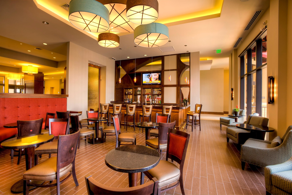 Bar, Ramada Plaza Resort & Suites by Wyndham Orlando Intl Drive