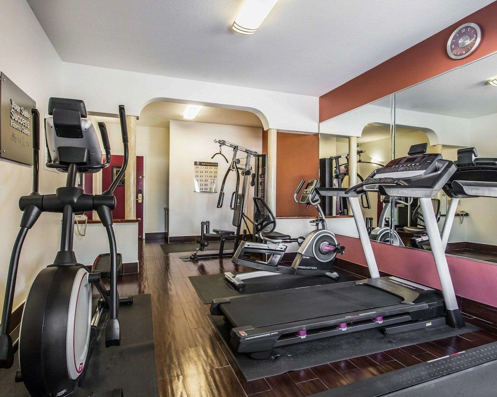 Fitness Facility, Comfort Suites Bakersfield