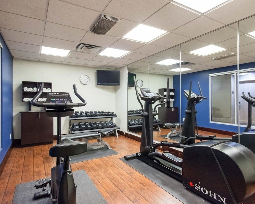 Fitness Facility, Comfort Suites Central/I-44