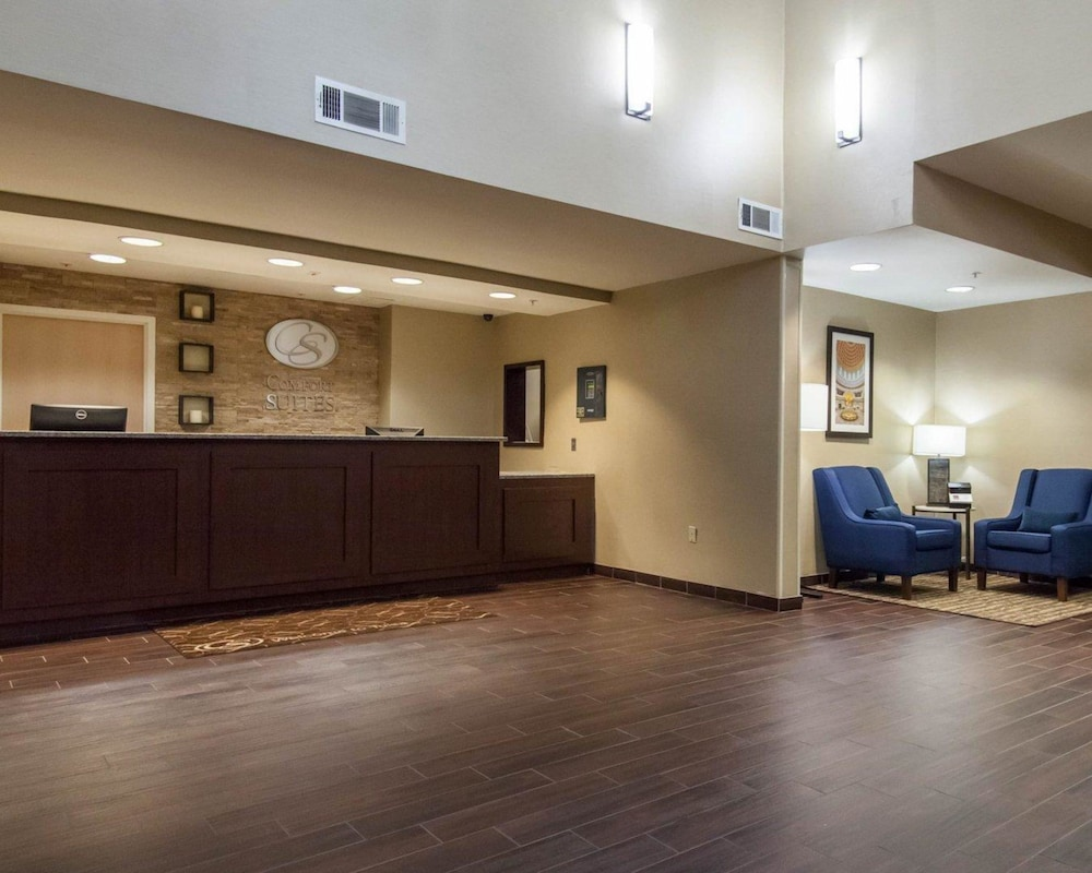 Lobby, Comfort Suites Central/I-44