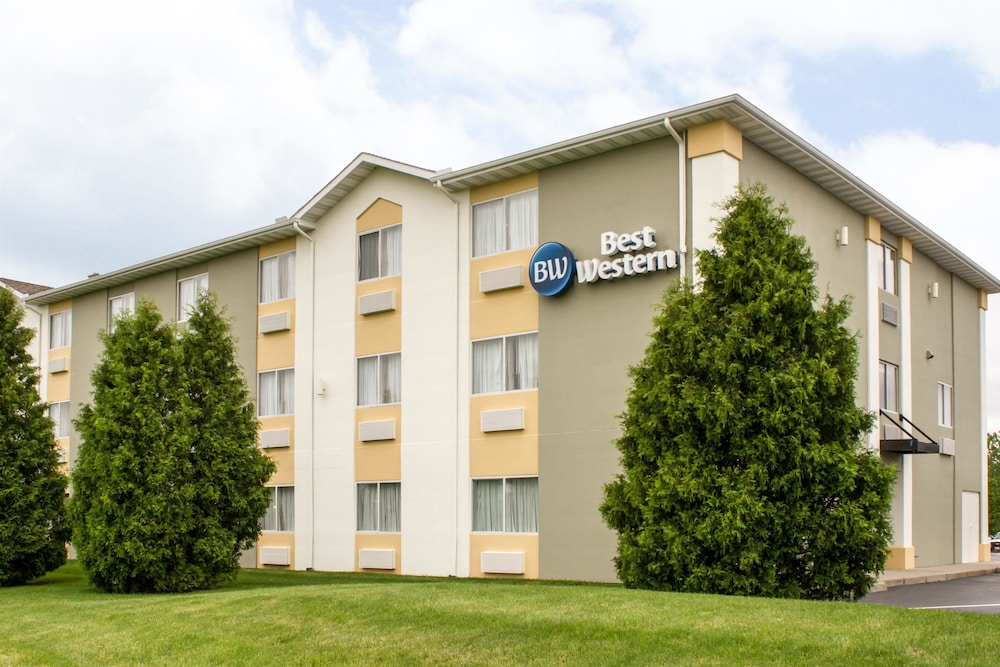Front of Property, Best Western Toledo South Maumee
