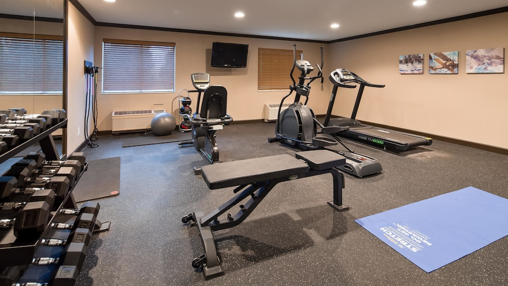 Fitness Facility, Best Western Toledo South Maumee