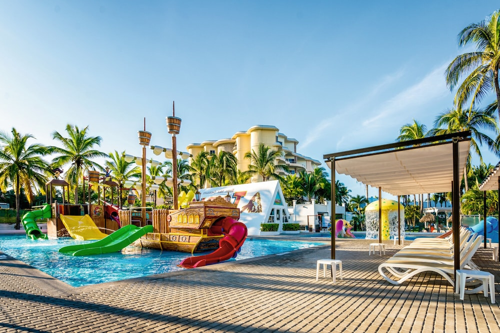 Children's Play Area - Outdoor, Riu Jalisco All Inclusive