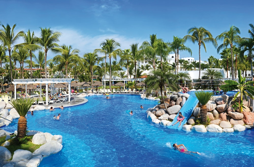 Outdoor Pool, Riu Jalisco All Inclusive
