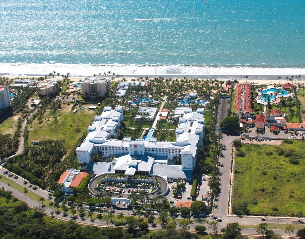Aerial View, Riu Jalisco All Inclusive