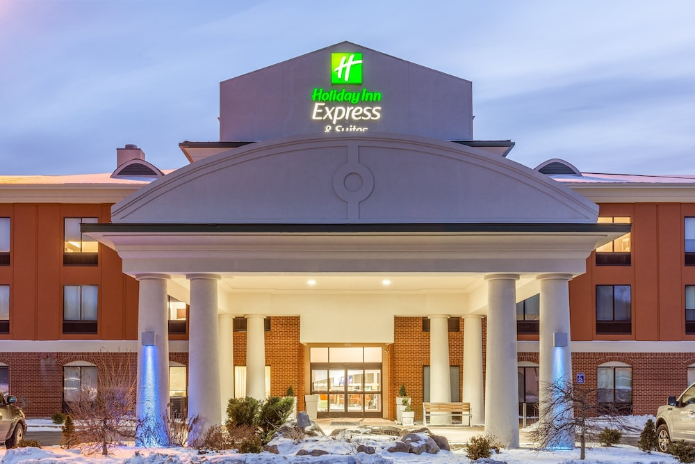Exterior, Holiday Inn Express & Suites White Haven - Poconos, an IHG Hotel