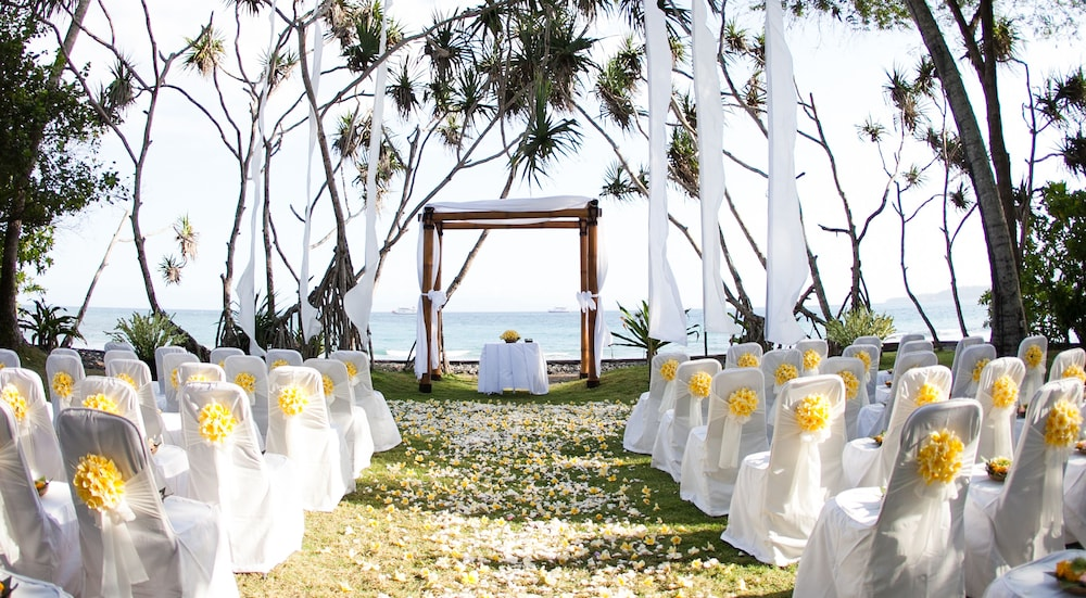 Outdoor Wedding Area, Alila Manggis, Bali
