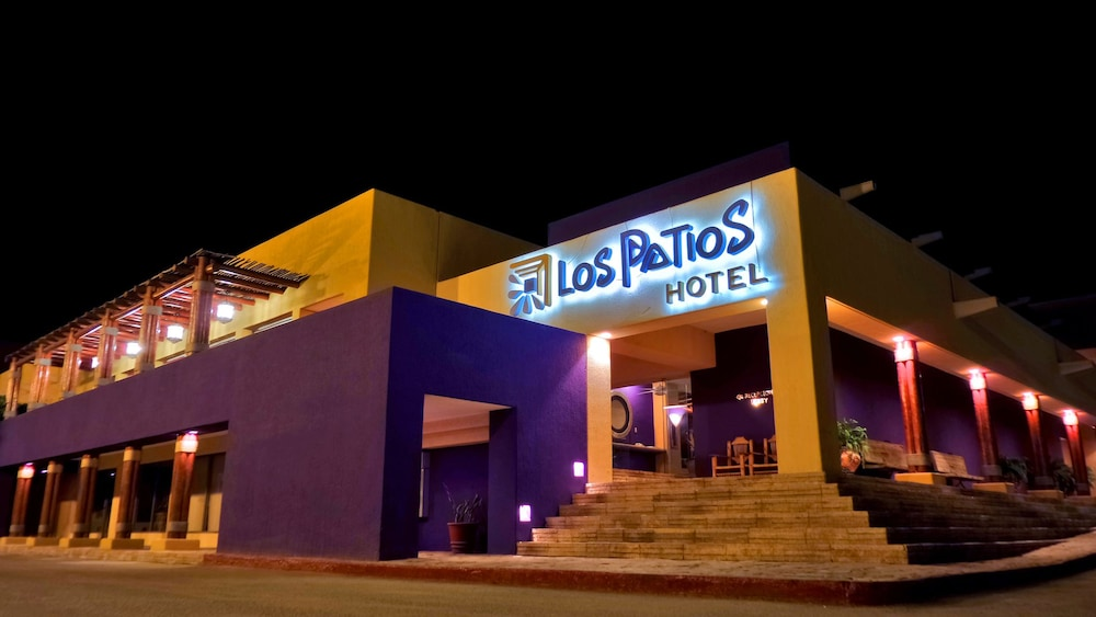 Front of Property - Evening/Night, Los Patios Hotel