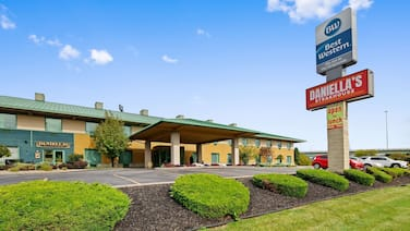 Best Western The Inn At The Fairgrounds