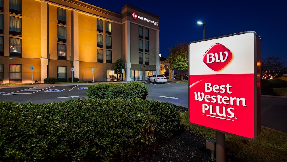 Exterior, Best Western Plus Belle Meade Inn & Suites