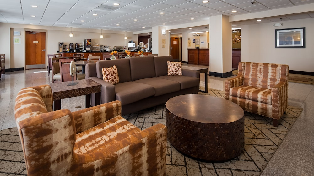 Lobby Lounge, Best Western Plus Belle Meade Inn & Suites