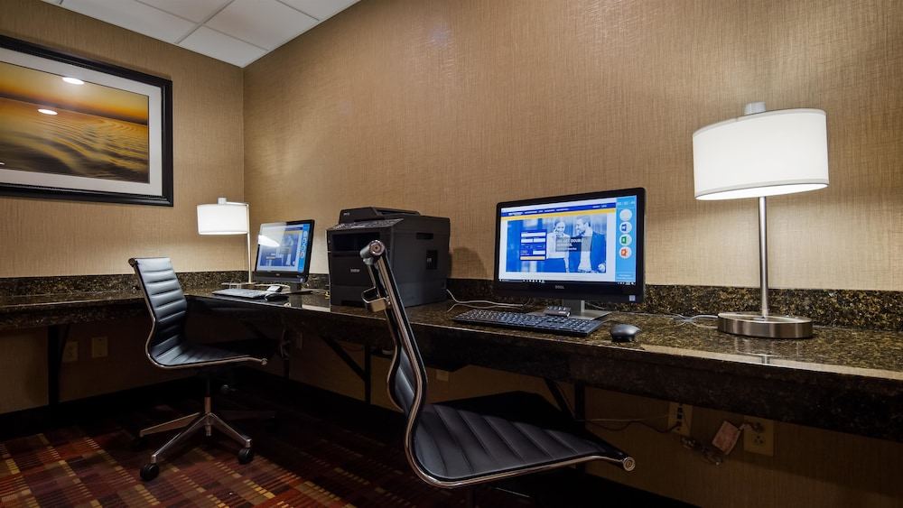 Business Center, Best Western Plus Belle Meade Inn & Suites