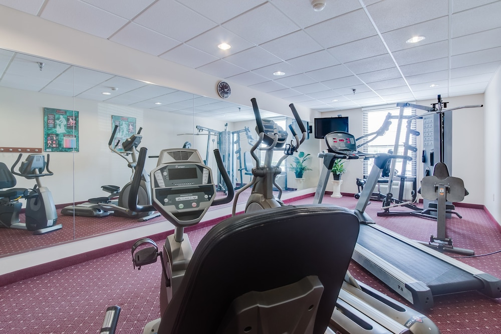 Fitness Facility, Best Western Plus Belle Meade Inn & Suites
