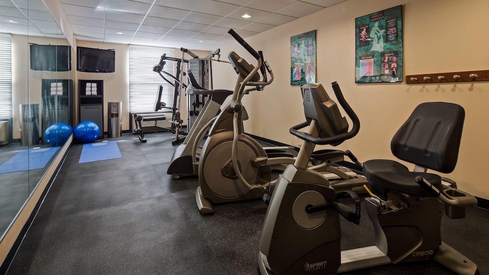 Gym, Best Western Plus Belle Meade Inn & Suites
