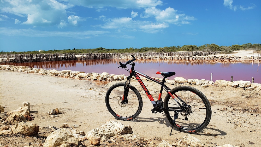 Bicycling, Reef Yucatan All Inclusive Hotel and Convention Center