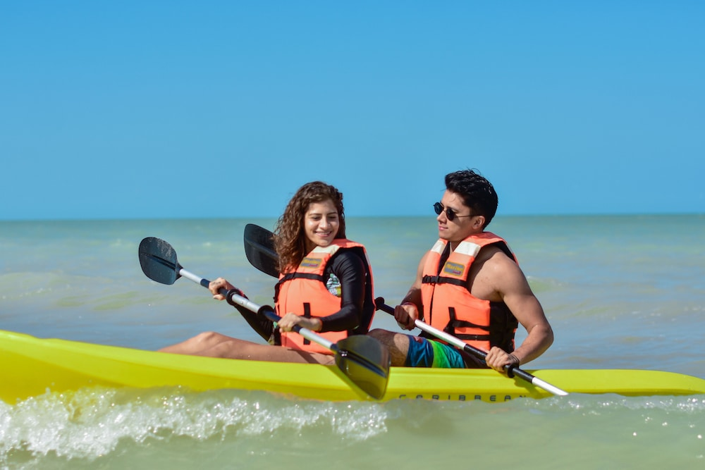 Kayaking, Reef Yucatan All Inclusive Hotel and Convention Center