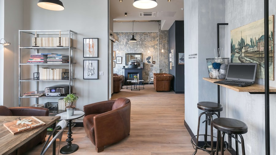 Hôtel So'Co by HappyCulture