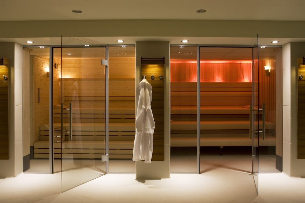 Sauna, K West Hotel & Spa