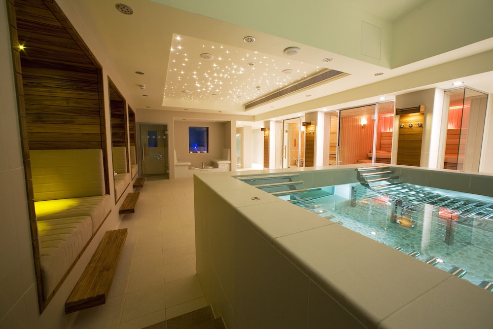 Indoor Spa Tub, K West Hotel & Spa