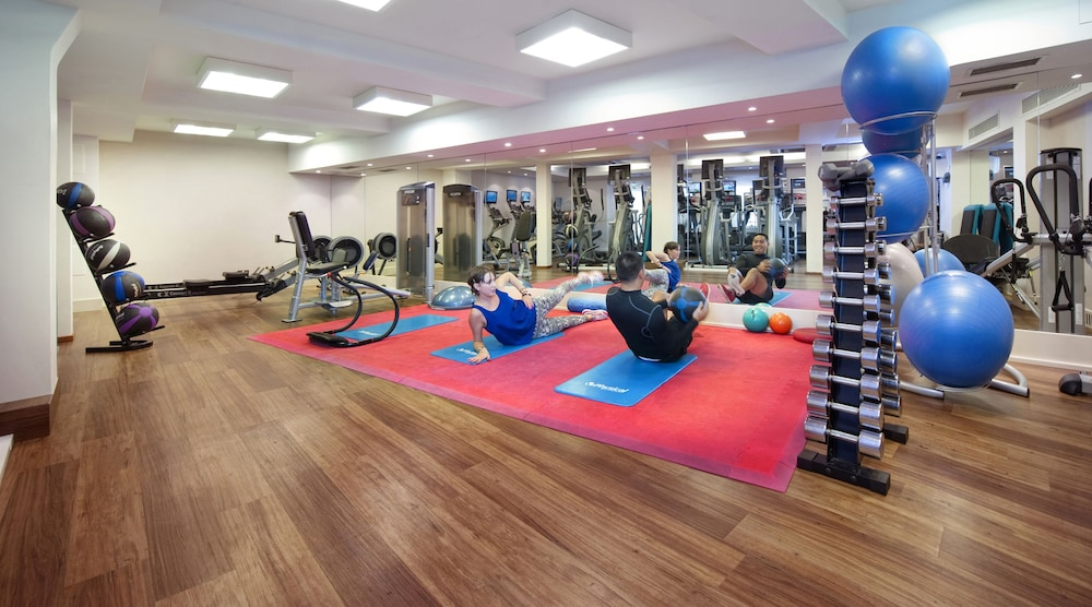 Fitness Facility, K West Hotel & Spa