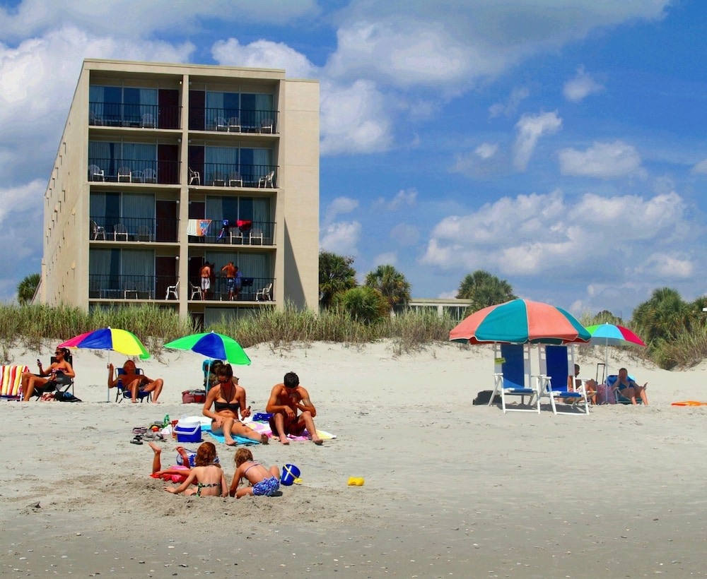 The Viking Motel Myrtle Beach South Carolina