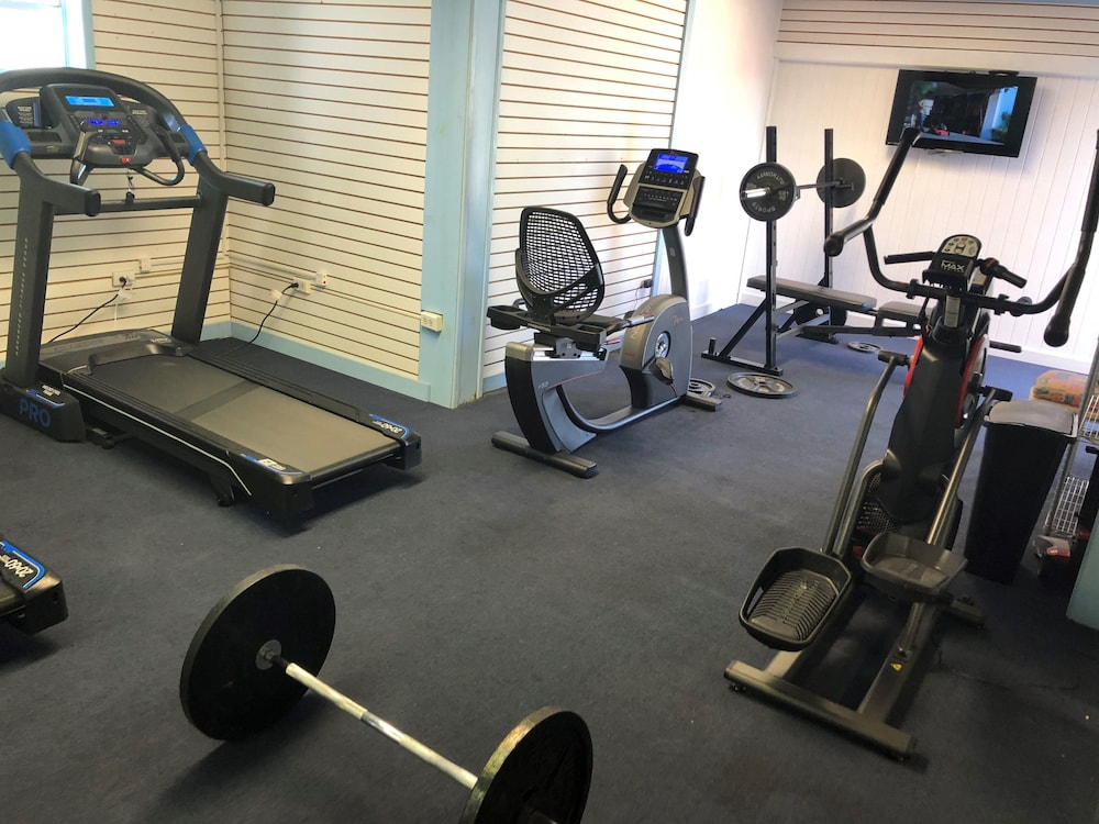 Fitness Facility, Skipjack Resort & Marina