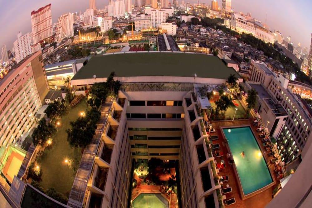Asia hotel bangkok reviews photos rates for Hotel bangkok