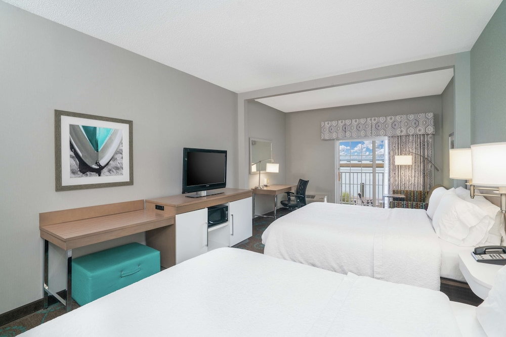 Room Amenity, Hampton Inn & Suites Chincoteague Waterfront