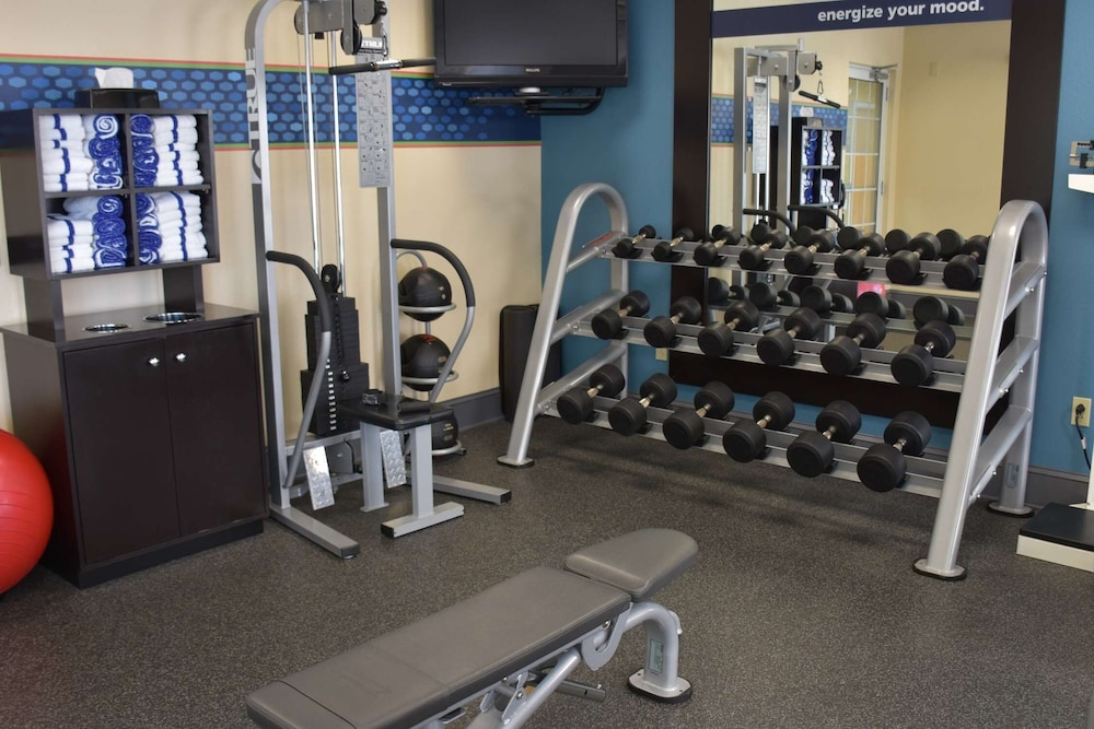Fitness Facility, Hampton Inn & Suites Chincoteague Waterfront