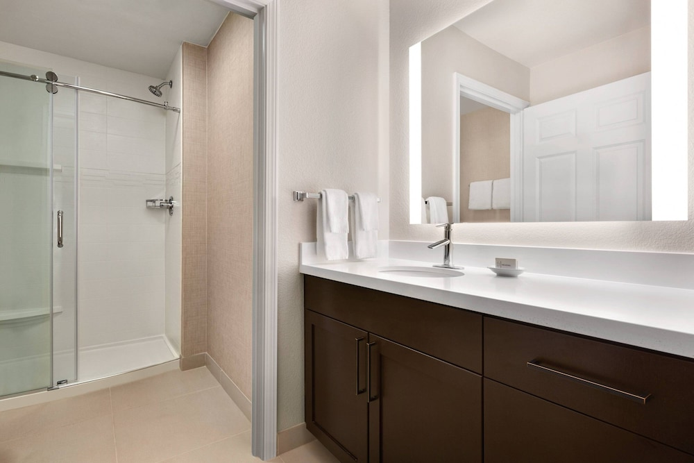 Bathroom, Residence Inn by Marriott Folsom Sacramento