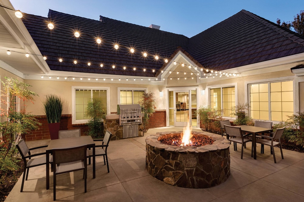 Terrace/Patio, Residence Inn by Marriott Folsom Sacramento