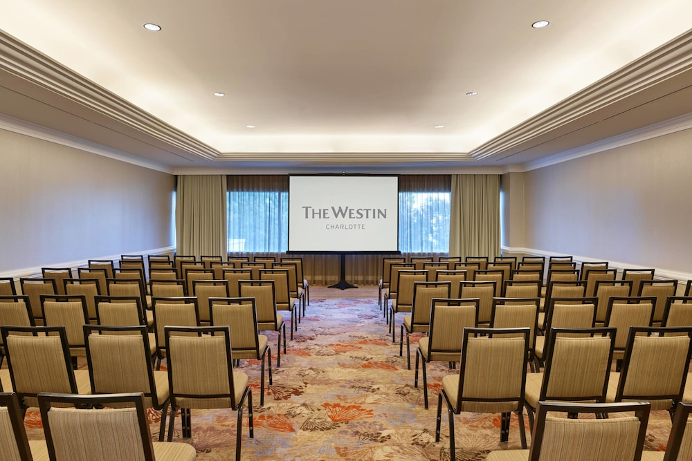 Meeting Facility, The Westin Charlotte