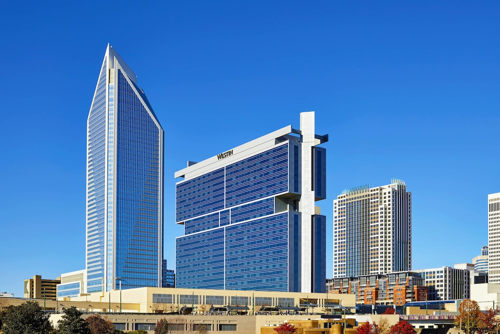 Exterior, The Westin Charlotte