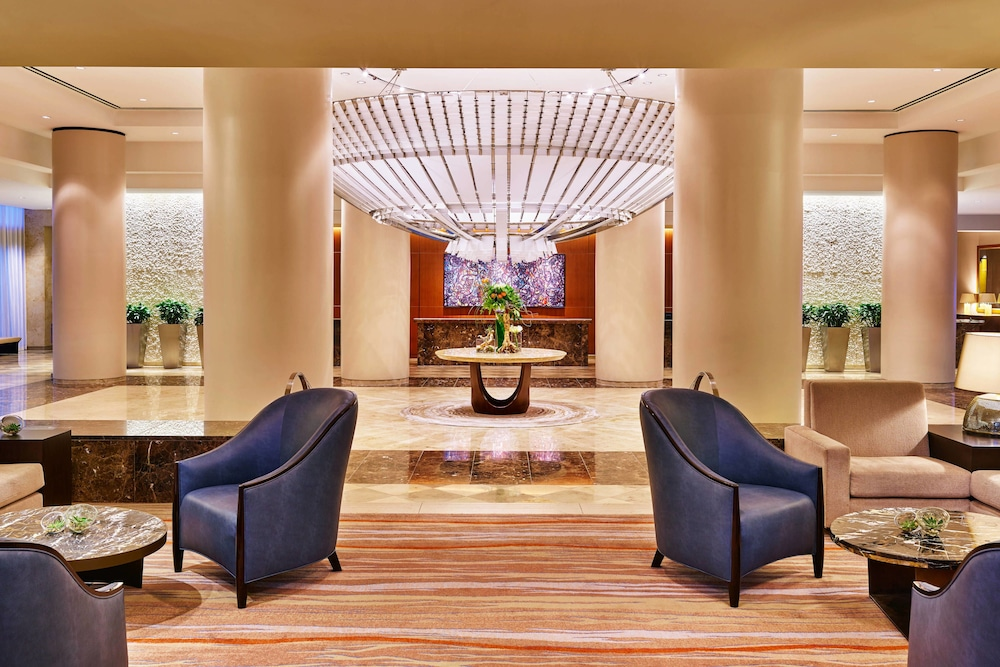 Lobby, The Westin Charlotte
