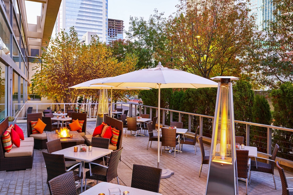 Terrace/Patio, The Westin Charlotte