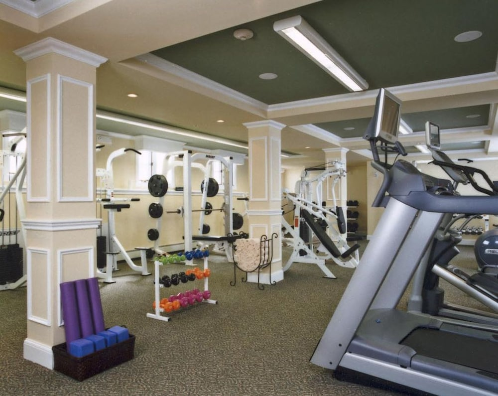 Fitness Facility, Harborside Hotel Marina And Spa