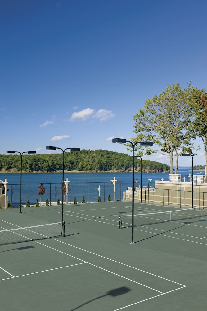 Tennis Court, Harborside Hotel Marina And Spa