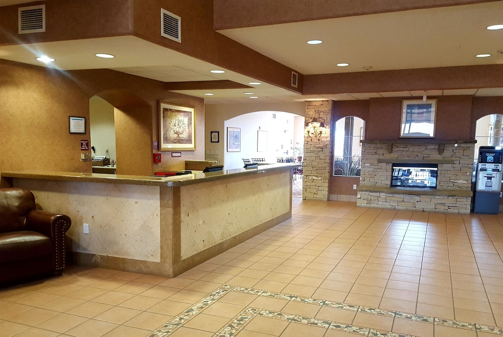 Reception, Baymont by Wyndham Belen NM