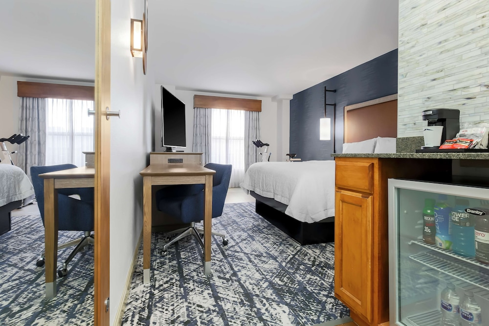 Room Amenity, Hampton Inn & Suites Austin - Downtown / Convention Center