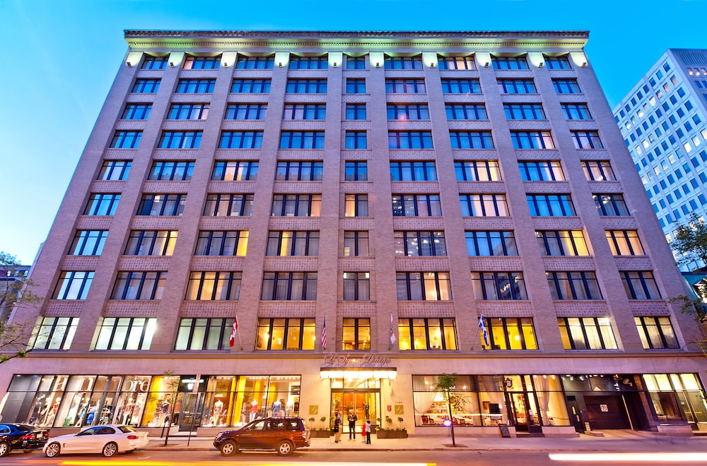 Front of Property - Evening/Night, Le Square Phillips Hotel And Suites