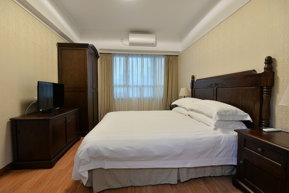 Room, New Harbour Service Apartments
